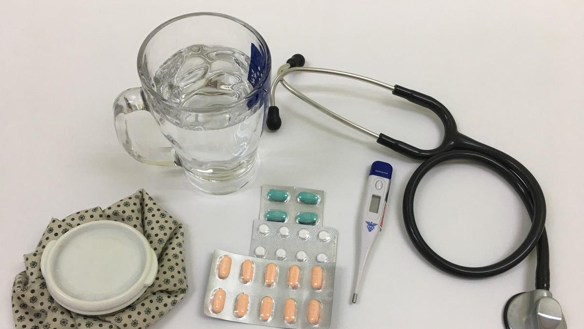 Léky a doplňky slouží jako prevence proti koronaviru.